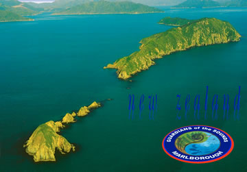 Long Island in the Marlborough Sounds